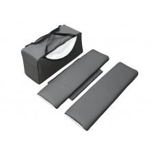 Комплект накладка и накладка с сумкой длиной от 60 до 70 см и шириной от 20 до 22 см