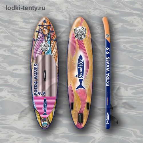 SUP Bombitto Extra Waves 9.9