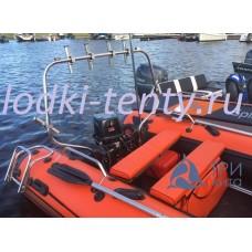 Дуга (тарга) на лодку ПВХ (нерж.) D32мм