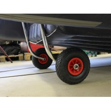 Колеса лодочные удлиненные откидные (для НДНД)
