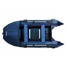 Лодка ПВХ GLADIATOR C 370 DP