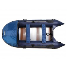 Лодка ПВХ GLADIATOR C 400 DP