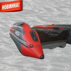 Лодка ПВХ REEF SKAT-350 iF НД (c интегрированным фальшбортом)