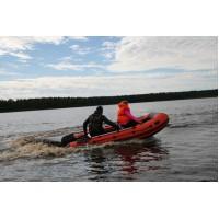 Лодки под мотор с надувным дном (НДНД) (139)