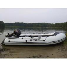 Лодка ПВХ RiverBoats RB-370