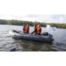 Лодка ПВХ RiverBoats RB-390