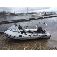 Лодка ПВХ RiverBoats RB-450