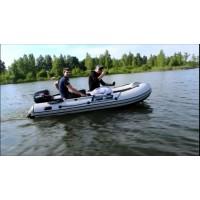 Лодки под мотор с жестким полом (пайолом)