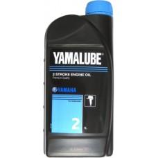 Масло Yamalube 2 для 2-тактных моторов 1л.