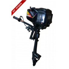 Лодочный мотор 2-тактный Hangkai M 3.6 HP
