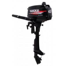 Лодочный мотор 2-тактный Hangkai M 4 HP