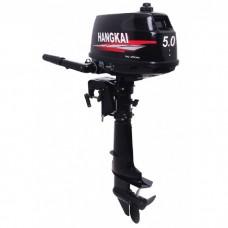 Лодочный мотор 2-тактный Hangkai M 5 HP