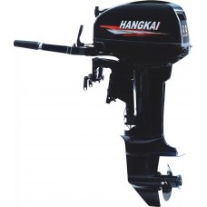 Лодочный мотор 2-тактный Hangkai M 9,9 HP