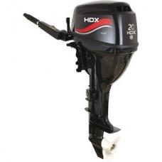Лодочный мотор 4-х тактный HDX F 20 AFWS