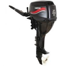 Лодочный мотор 4-х тактный HDX F 25 BMS