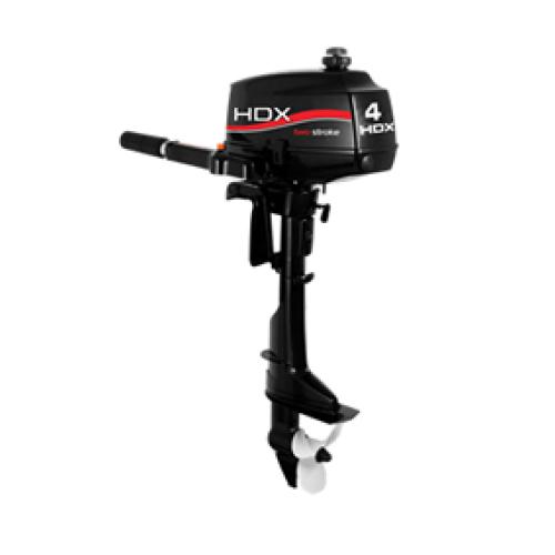 Лодочный мотор 2-х тактный HDX R series T 4 BMS