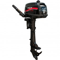 Лодочный мотор 2-х тактный HDX R series T 5.8 BMS
