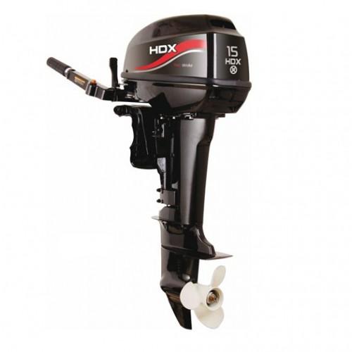 Лодочный мотор 2-х тактный HDX R series T 15 BMS