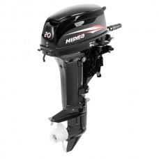 Лодочный мотор 2-тактный Hidea HD20FHS