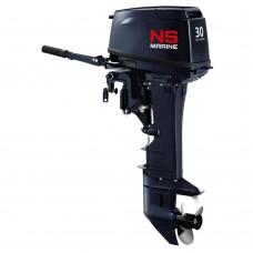 Лодочный мотор 2-х тактный Nissan Marine NS 30 H S