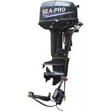 Лодочный мотор 2-х тактный Sea Pro Т 25 S&E
