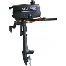 Лодочный мотор 2-х тактный Sea Pro Т 2,6 S