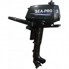 Лодочный мотор 2-х тактный Sea Pro Т 3 S