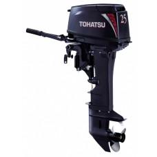 Лодочный мотор 2-тактный Tohatsu M25H S