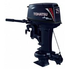 Лодочный мотор 2-тактный Tohatsu M25H JET