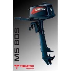 Лодочный мотор 2-тактный Tohatsu M5B D S
