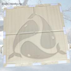 Пол для палатки 1Т (Polar Bird)