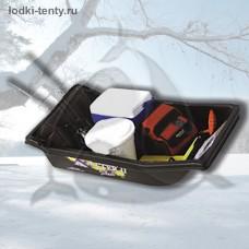 Сани Mini Pro Sled Black