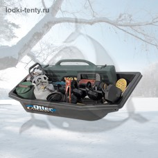 Сани Small Pro Sled Black