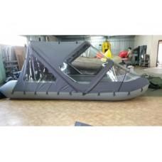 Ходовой тент КОМБИ для лодки ПВХ Albatros AV-340S
