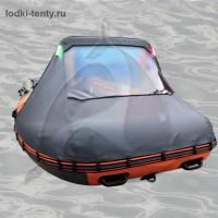 Тент носовой с окном для лодки BoatsMan BT 380 A