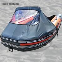 Тент носовой с окном для лодки REEF SKAT-ТРИТОН-370 НД