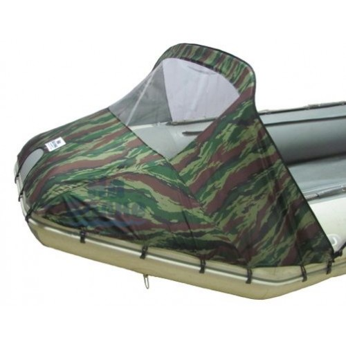 Тент носовой с окном для лодки APACHE 3300 НДНД