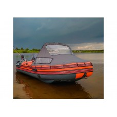 Тент носовой с окном для лодки REEF SKAT-ТРИТОН-350 НД