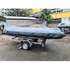 Транспортировочный тент для лодки ПВХ длиной 390-420